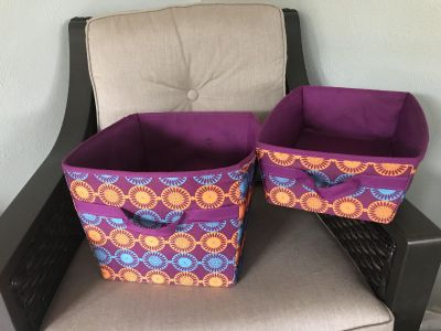 2 baskets $10 for both