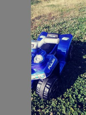 6v battery operated 4wheeler