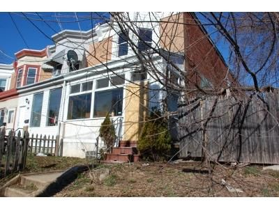 4 Bed 1 Bath Foreclosure Property in Wilmington, DE 19802 - N Church St