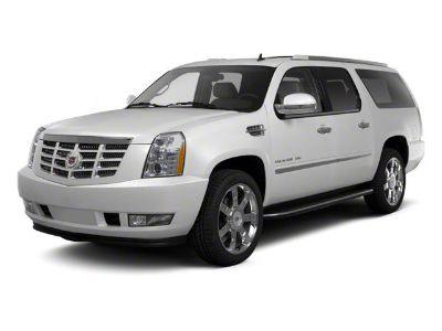 2010 Cadillac Escalade ESV Luxury (Black Ice)
