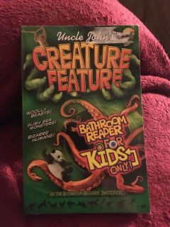 Uncle John s Bathroom Reader For Kids - Creature Feature