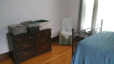 Furnished room for rent in nice neighborhood near Tufts