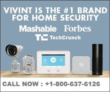 VIVINT® Smart Home Security   Call +1-800-637-6126 For Over $15 In Savings