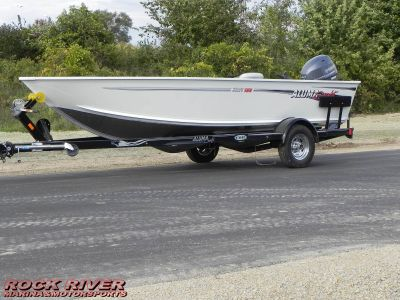 2018 Alumacraft Escape 165 Tiller Jon Boats Edgerton, WI
