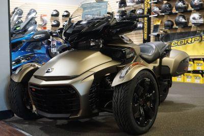 2019 Can-Am Spyder F3-T 3 Wheel Motorcycle Elk Grove, CA