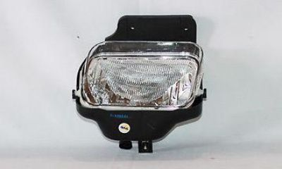 Purchase Fog NEW TYC Lamp Light Passenger Side Right Hand motorcycle in Grand Prairie, Texas, US, for US $43.25