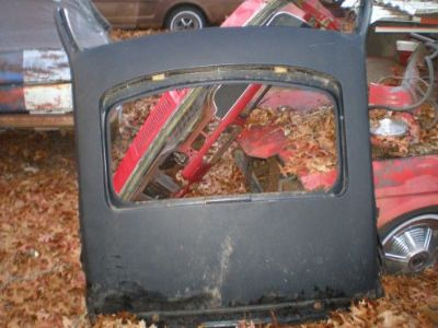 Buy 1987,1888,1989,1990,1991,1992,1993 MUSTANG HATCHBACK SUNROOF ROOF motorcycle in Baltic, Connecticut, United States, for US $250.00