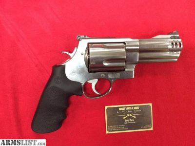 For Sale: Smith & Wesson 500 Stainless