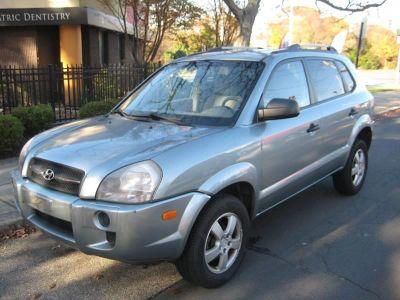 2007 Hyundai Tucson GLS (Gray)