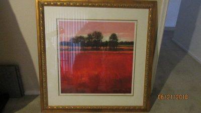 Framed Sanders McNeil Limited Edition