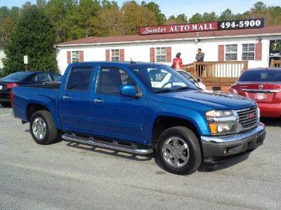 2011 GMC Canyon SLE 1 4x2 4dr Crew Cab