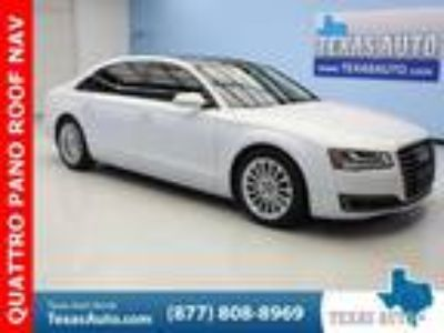 used 2015 Audi A8 for sale.