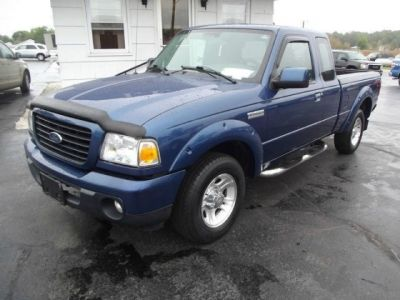 2008 Ford Ranger 2WD SuperCab 126