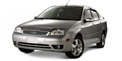 2007 Ford Focus ZX4 S (Gray)