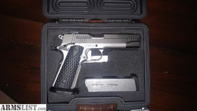 For Sale: Sig Sauer Max Michel 1911 in .45 A.C.P.