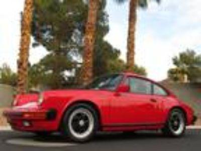 1986 Porsche 911 Carrera Gorgeous Car!
