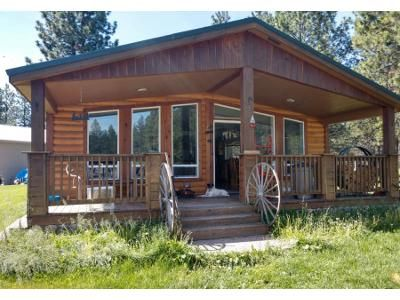 3 Bed 2 Bath Foreclosure Property in Athol, ID 83801 - N Old Highway 95