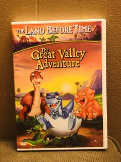 Land Before Time: The Great Valley Adventure