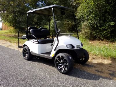 2018 E-Z-Go Freedom TXT Shuttle 2+2 Gas Golf Golf Carts Covington, GA