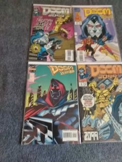 Doom 2099 comics $2 each