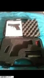 For Sale/Trade: Weather PPK gun case with one Mag