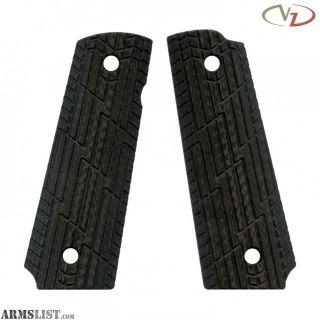 For Sale: VZ Grips Walkure Carbon Fiber 1911 Andrew Bawidamann Design WCF