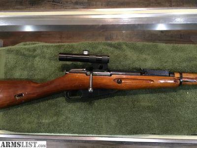For Sale: Mosin Nagant Sniper91-30