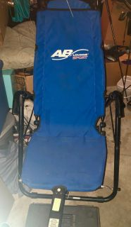 Ab sport lounge chair