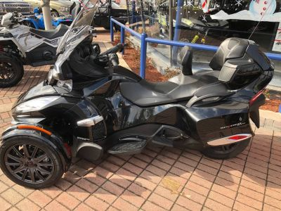 2014 Can-Am Spyder RT Limited 3 Wheel Motorcycle Motorcycles Cleveland, TX