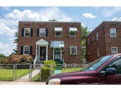 3 Bed 1.5 Bath Foreclosure Property in Washington, DC 20020 - Fort Davis St SE