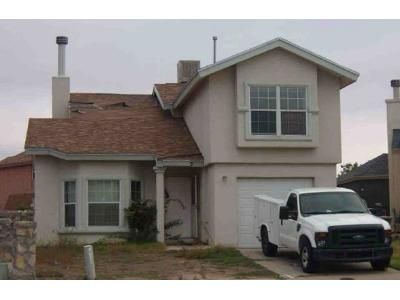 3 Bed 2.5 Bath Preforeclosure Property in El Paso, TX 79936 - Abigail St