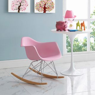 New Kids Size MCM Rocking Chair 6 Colors Free Ship