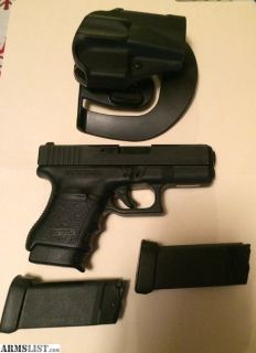 For Sale: Glock 30 w/NS