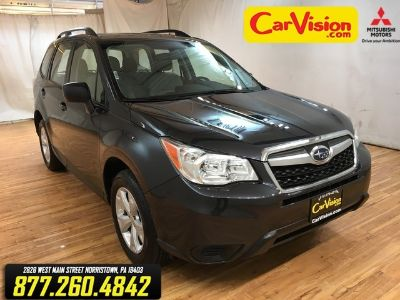 2016 Subaru Forester 2.5i (GRAY)