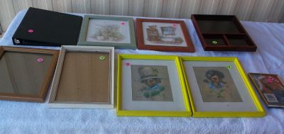 Frames-Pictures - Box 22