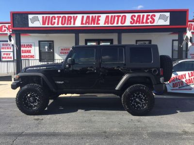 2008 Jeep Wrangler Unlimited R