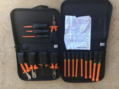 Klein insulated tools