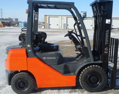 New + Used Forklift | For Sale- Scissor Lift, Rough Terrain, Sit Down Rider