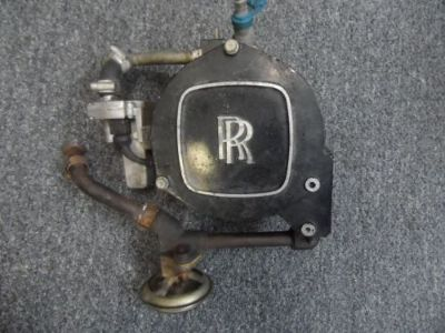 Sell 1981 Rolls Royce Oem Air Valve Bosch # 0280140209 motorcycle in Santa Rosa, California, United States, for US $275.55