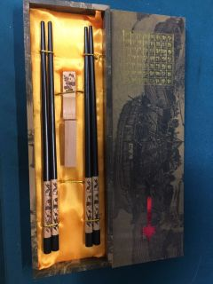 Japanese chopstick gift set