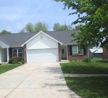 2 Bed 2 Bath Villa for Sale, 109 East Lion, Jonesburg Missouri