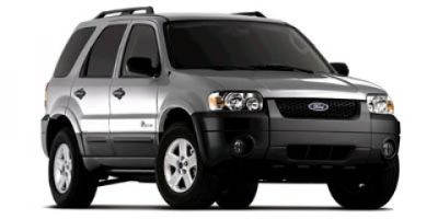 2007 Ford Escape Hybrid Base (Tungsten Gray Clearcoat)