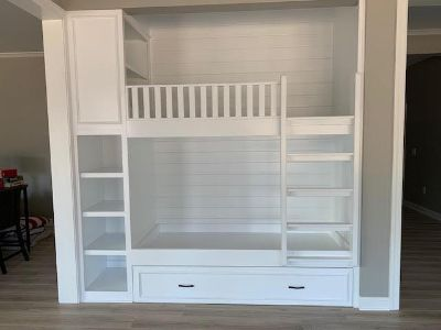 Custom Kids Room Bunk Beds & Single Beds