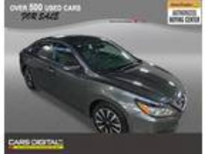 $15898.00 2018 NISSAN Altima with 37255 miles!