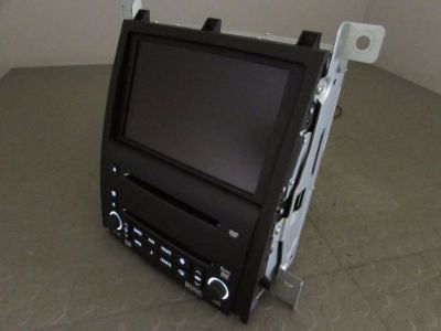 Purchase 05-07 Cadillac STS Radio Stereo CD Player DVD Navigation Screen Display YQ4 C motorcycle in Saint Louis, Missouri, United States