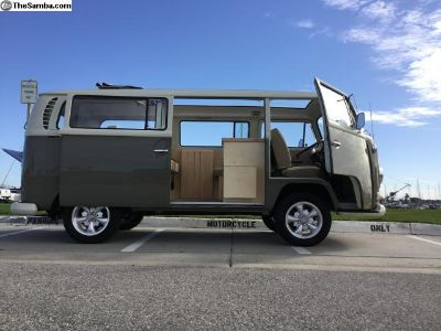 Fully restored VW buses, Starting at $34,900.000