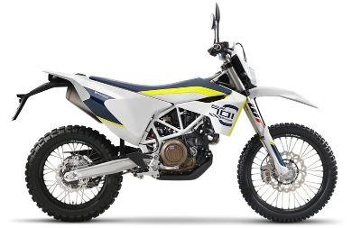 2019 Husqvarna 701 Enduro Dual Purpose Motorcycles Norfolk, VA