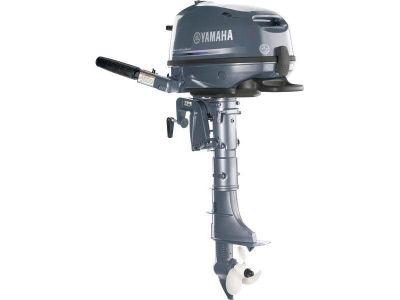 2016 Yamaha F6SMHA 4-Stroke Outboard Motors Edgerton, WI