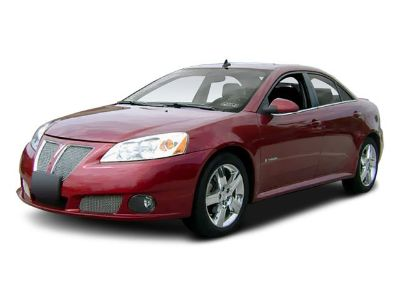 2008 Pontiac G6 GT (Performance Red Metallic)