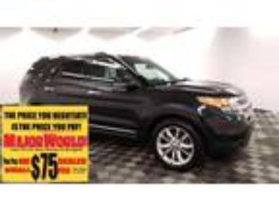 2015 FORD Explorer with 50287 miles!